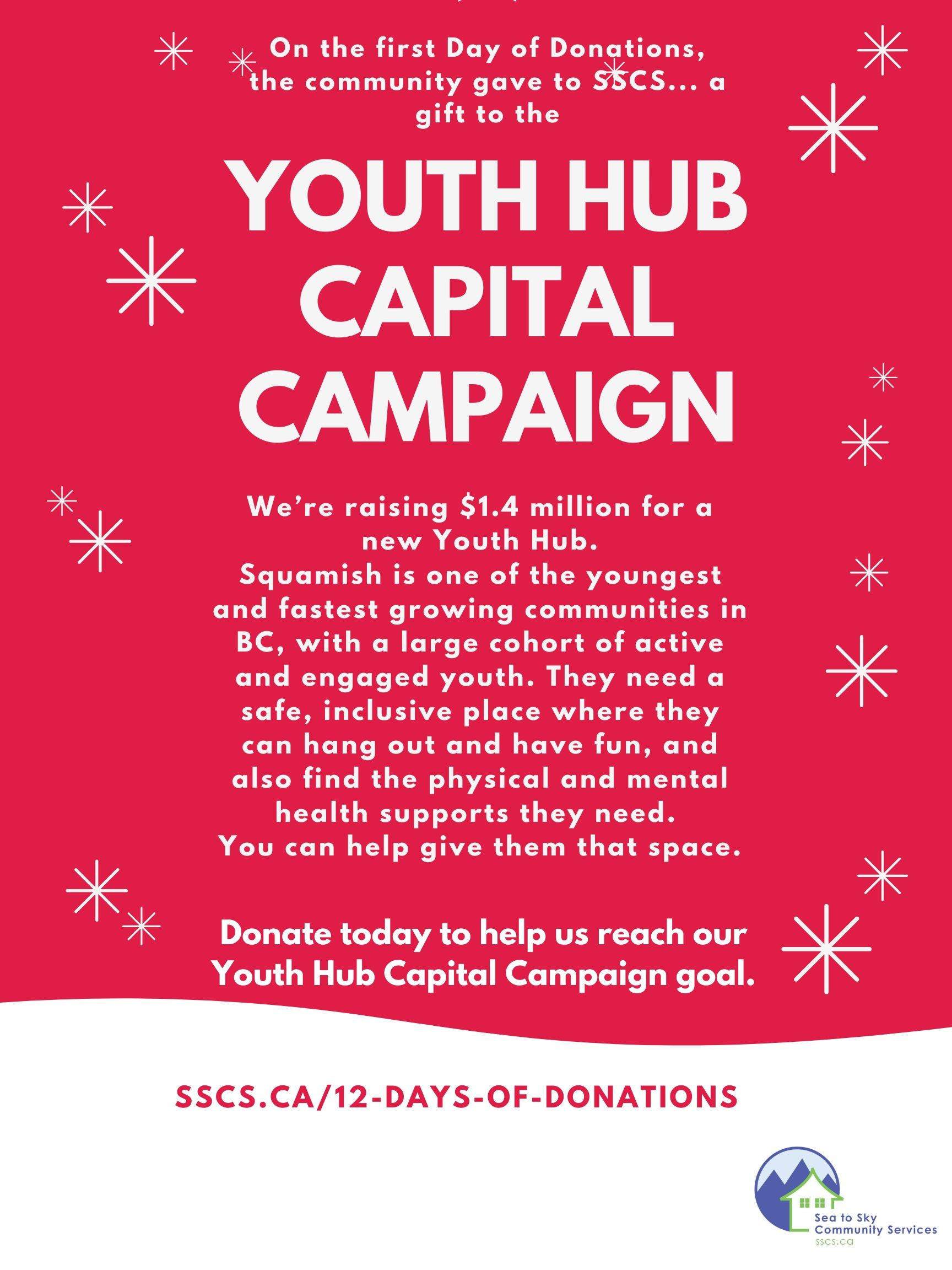 Day 1 - Youth Hub