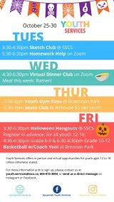 Oct 25-30