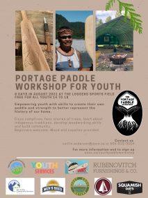 Paddle Program Poster