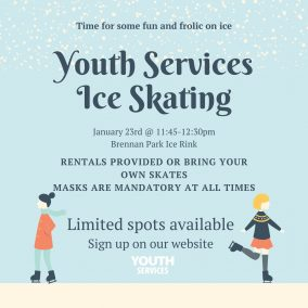 Saturday Ice Skating
