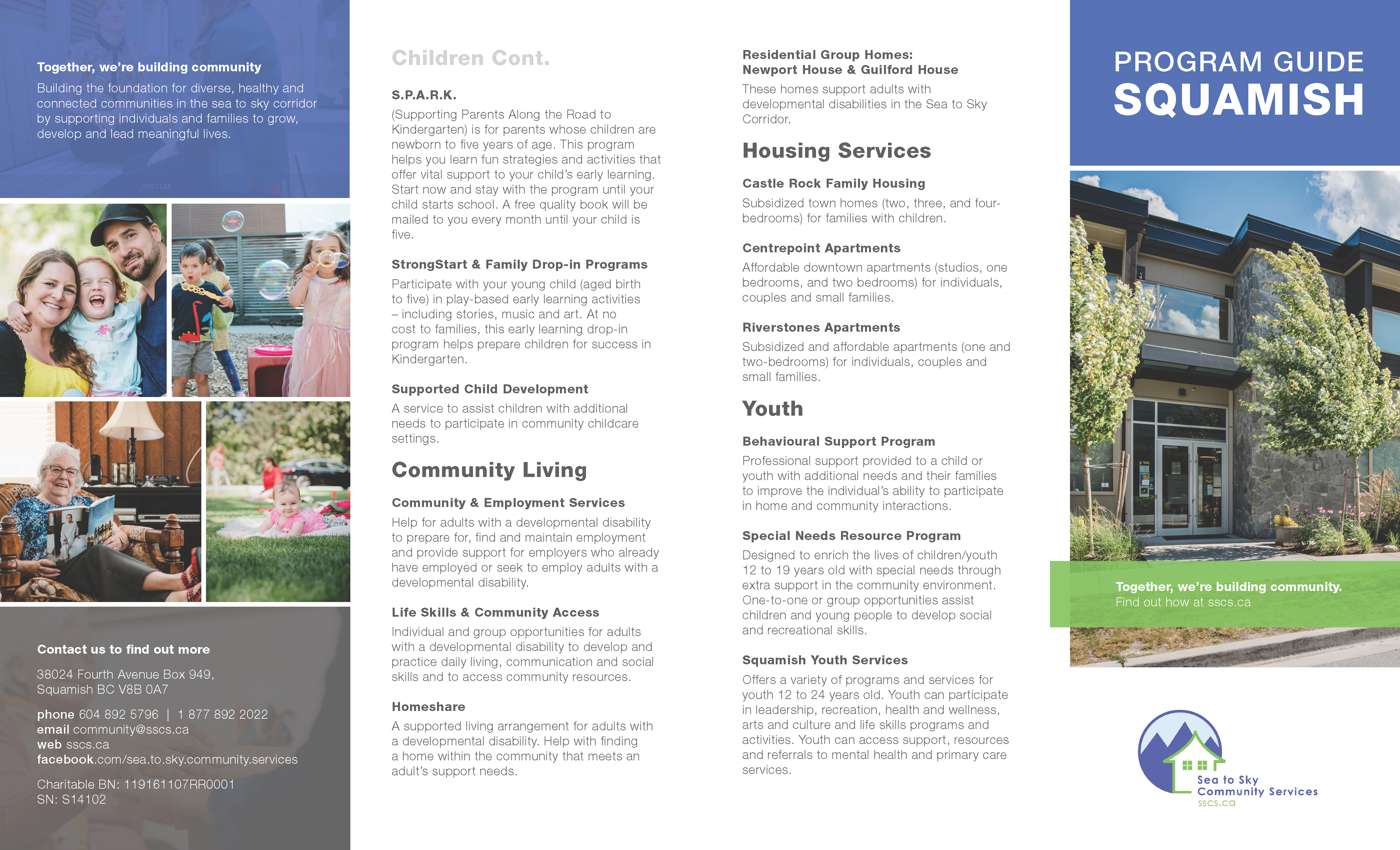 Squamish Program Guide