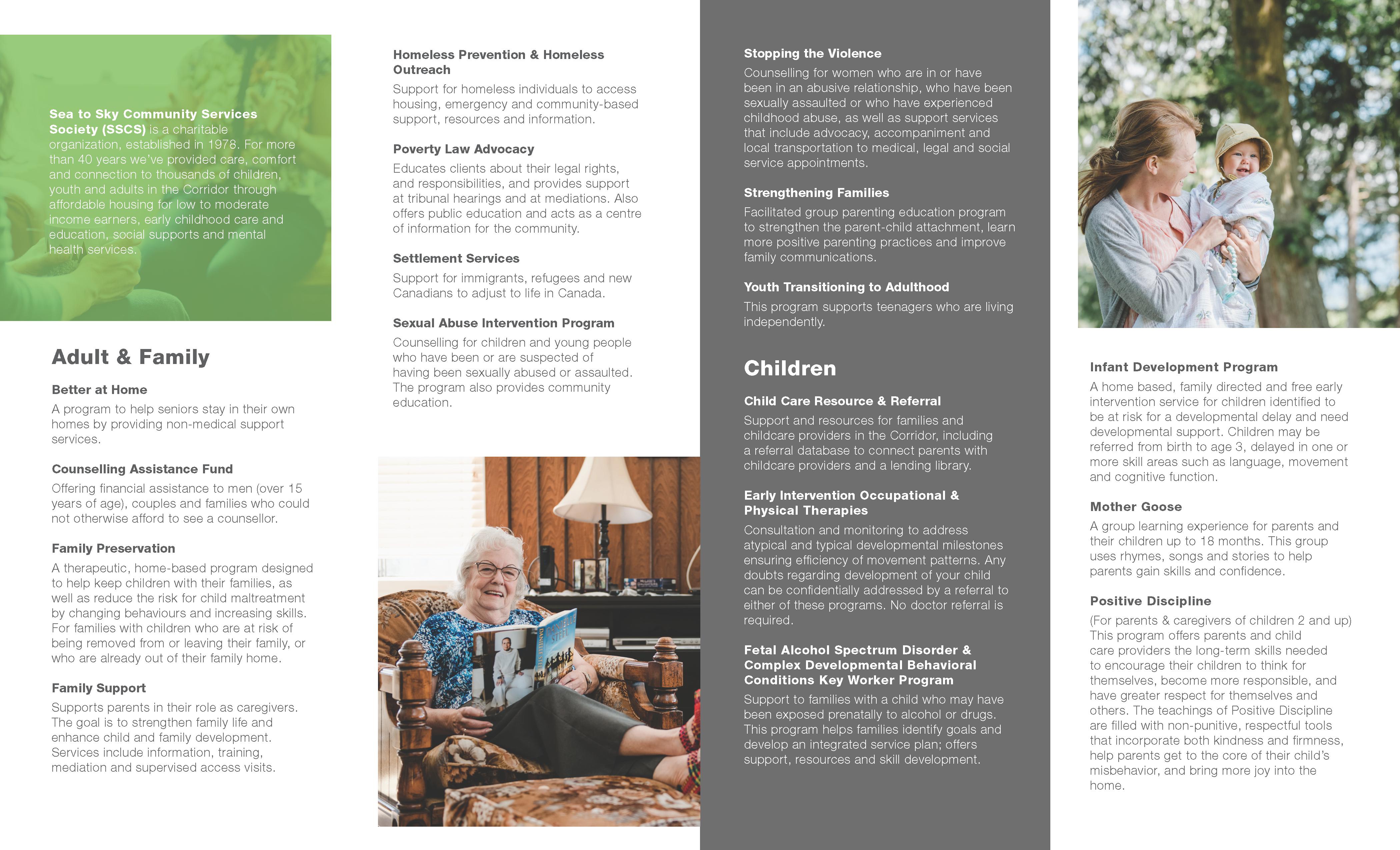 Whistler Program Guide