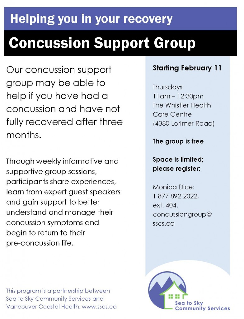 concussion support group