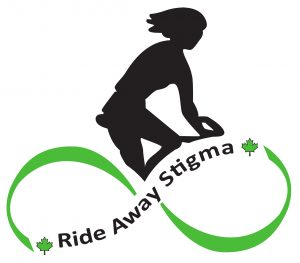 Ride Away Stigma logo